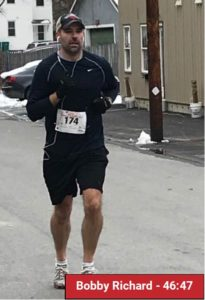 Turkey Trot 2018 - Bobby Richard official time 46:47